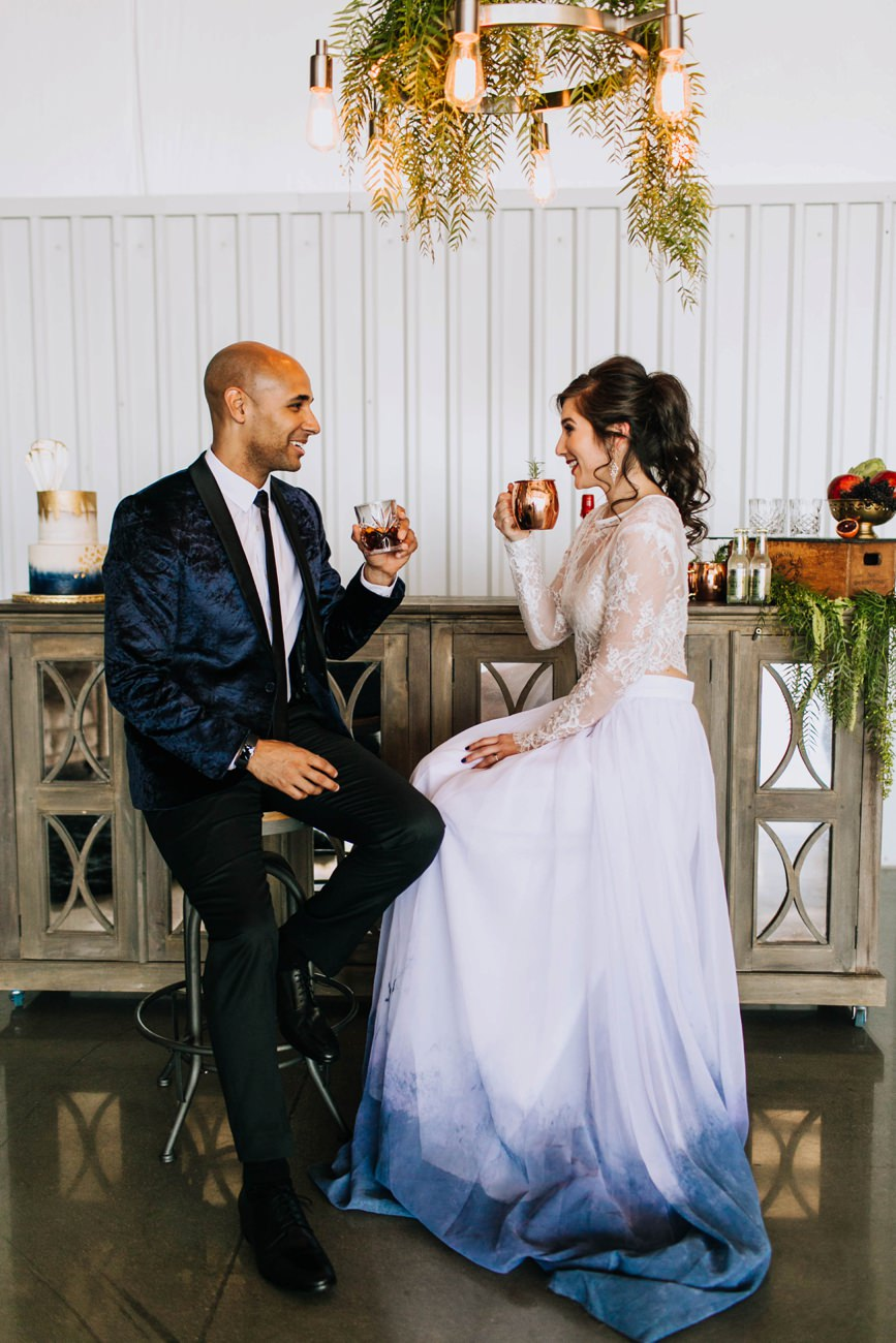 adventurous helicopter elopement in southern california | www.alexandriamonette.com