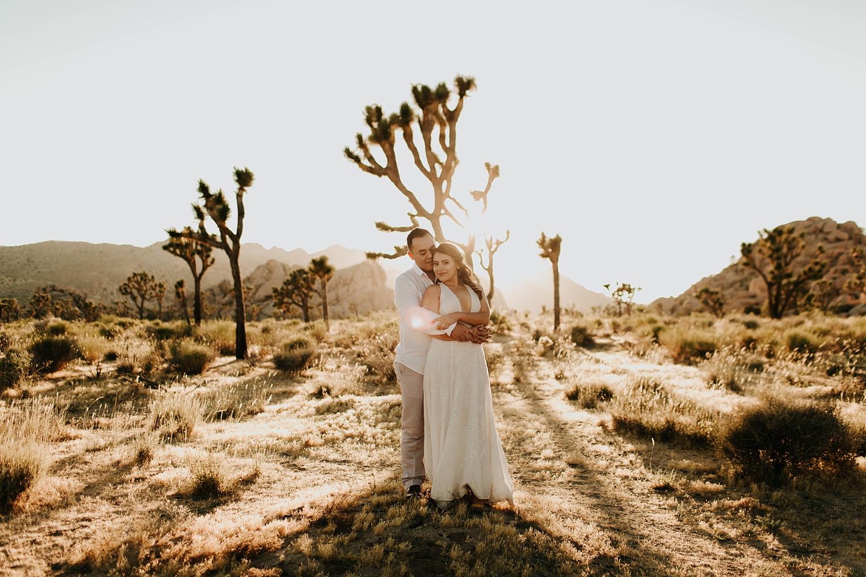 Joshua Tree Elopement | http://alexandriamonette.com