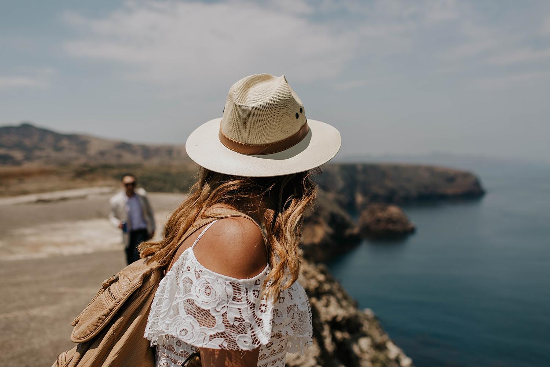 Adventure Engagement Photographer | http://alexandriamonette.com