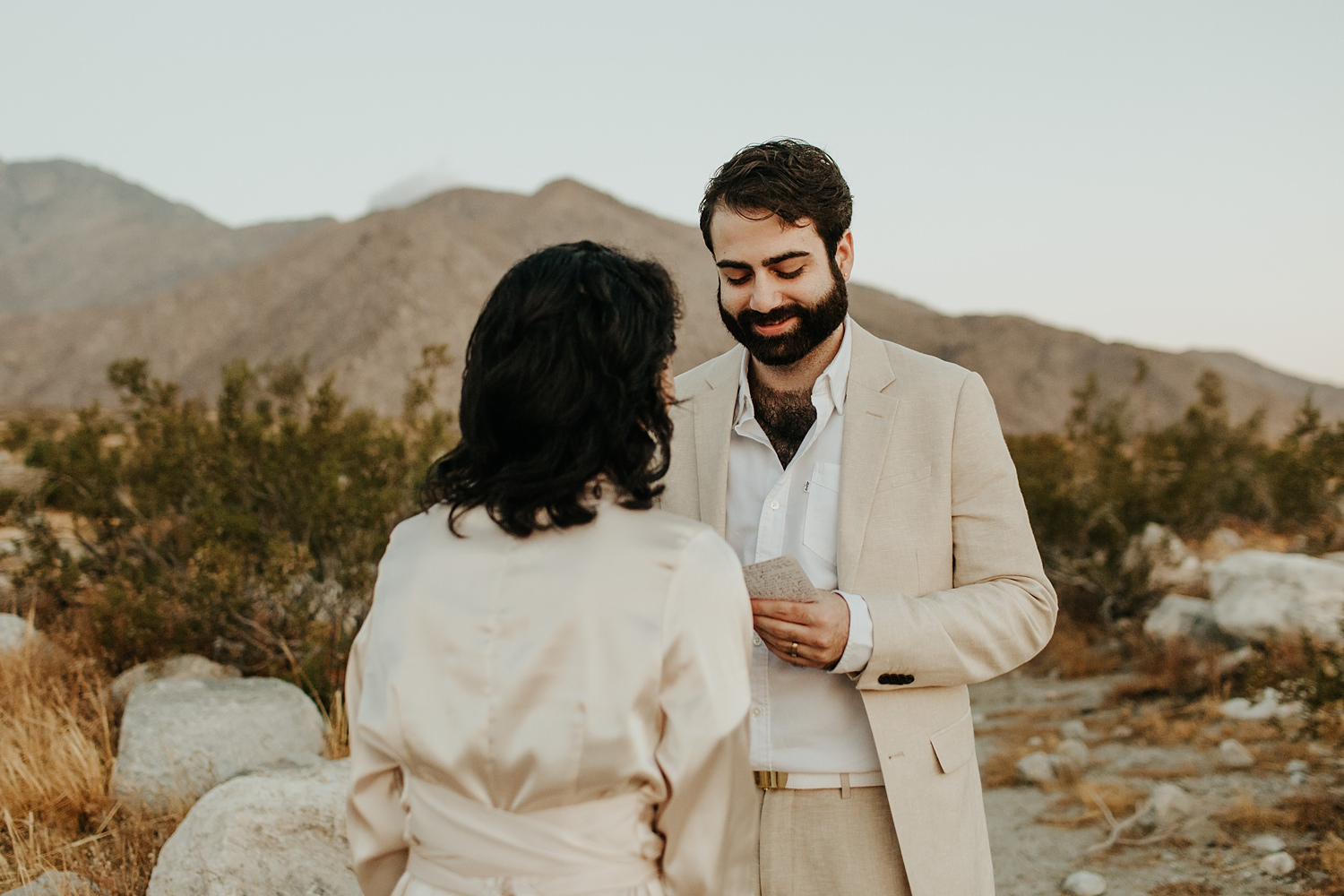 Palm Springs Wedding Photographer | http://alexandriamonette.com