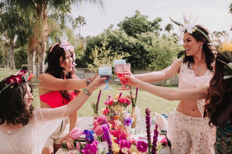 Palm Springs Bachelorette Party