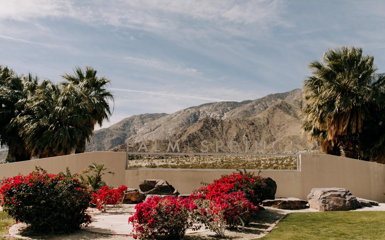 Palm Springs Wedding Photographer