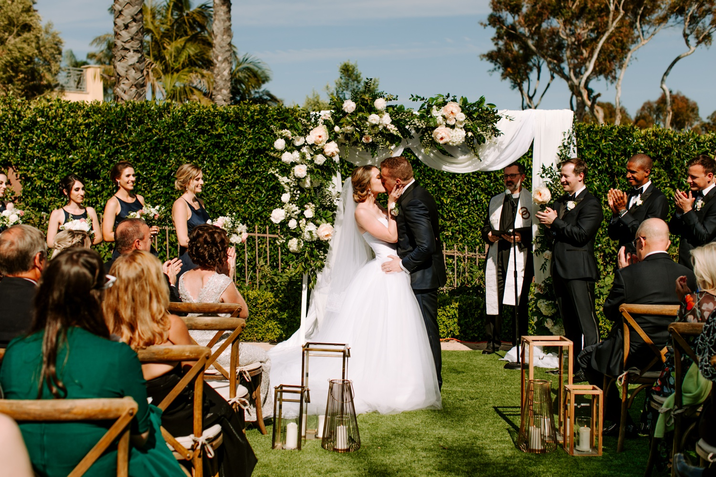 Elegant European Style Wedding at Villa Sancti Di Bella in