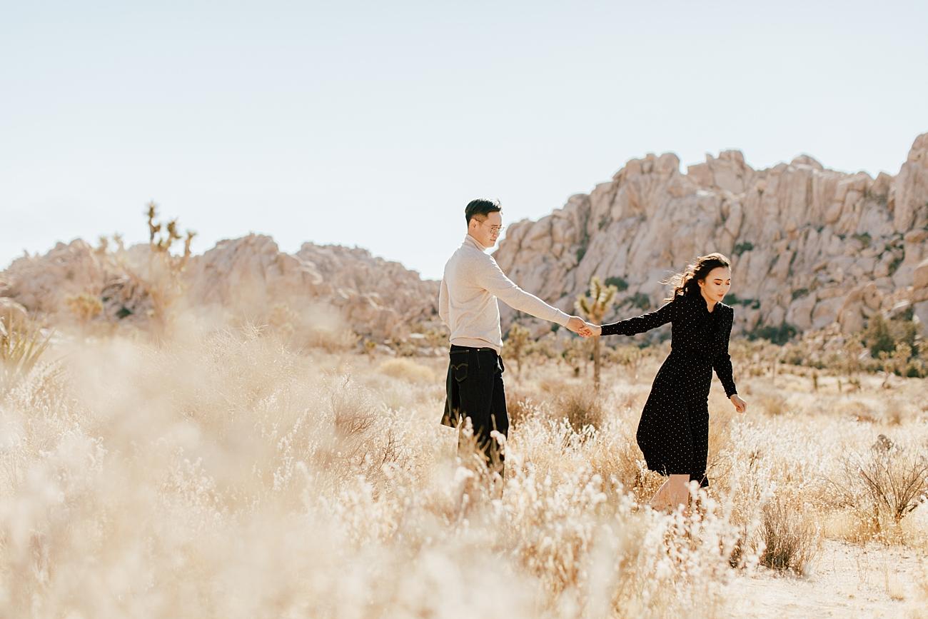Joshua Tree Palm Springs Photoshoot