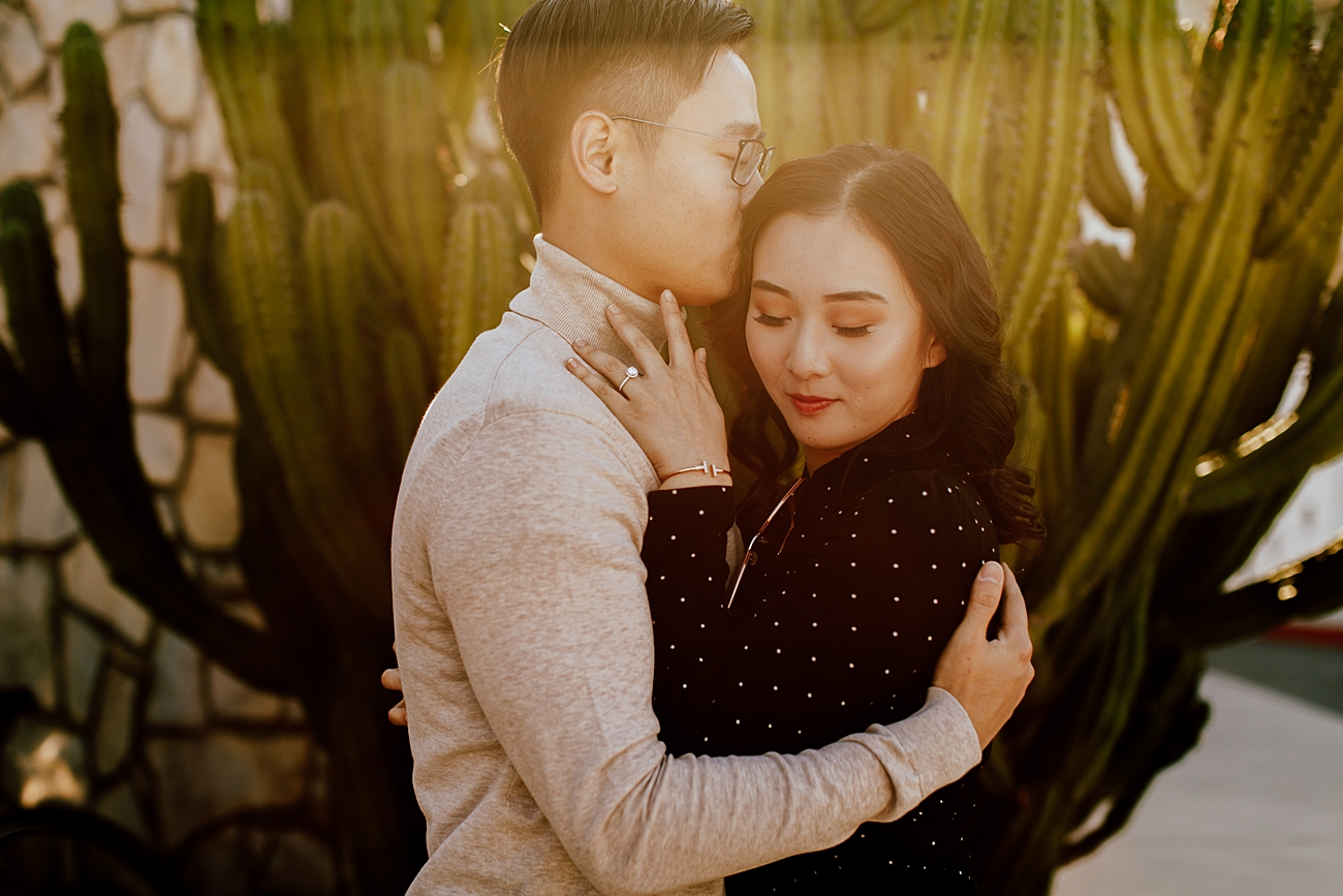 The Ace Palm Springs Engagement