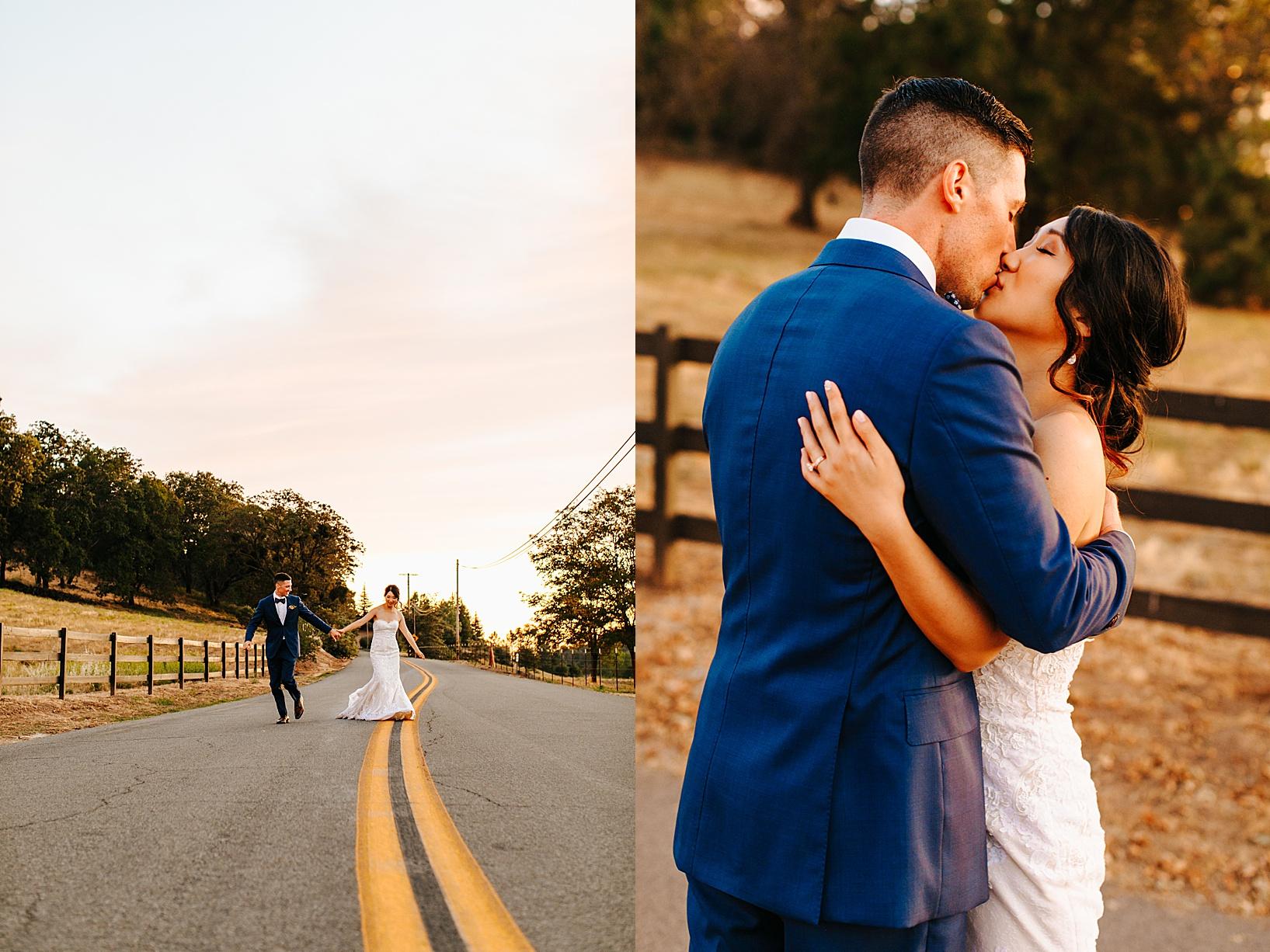 sunset photos for Julian Wedding at Sacred Mountain
