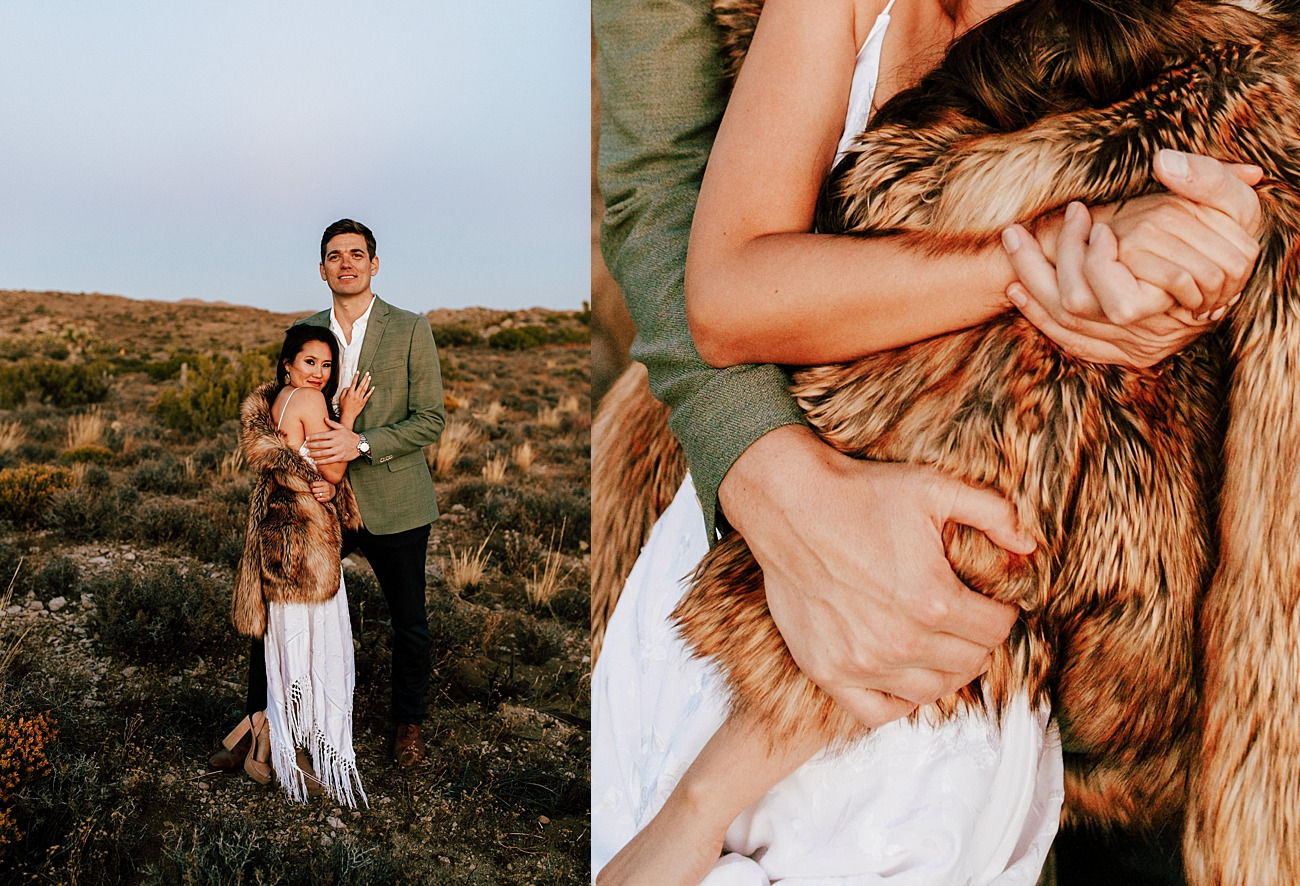 Joshua Tree Engagement Shoot