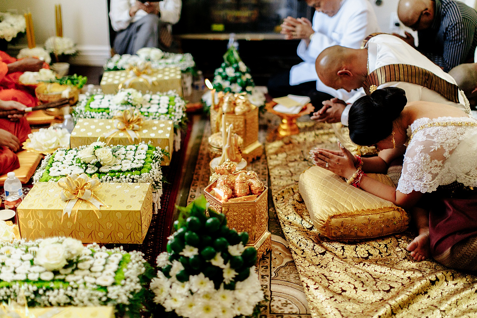 Pithi Suht Mun for Cambodian wedding in Los Angeles