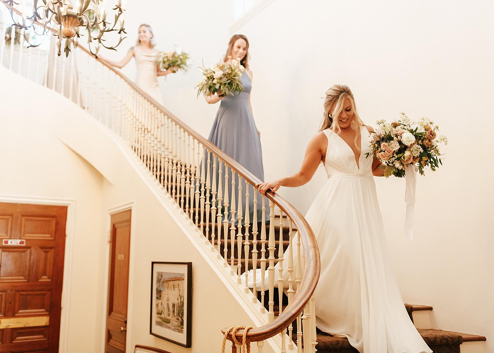 Getting ready for La Jolla, Ca wedding at TThe Darlington House